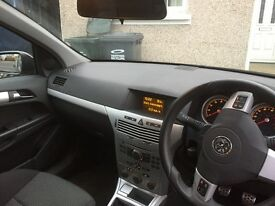 Vauxhall Astra 1.8 SRI low mileage one owner full Vauxhall history