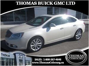 2014 Buick Verano 1SG - SUNROOF, ONE OWNER!