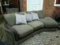 Sofa with swivel chair free delivery