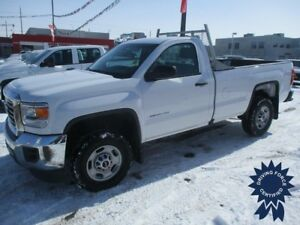 2016 GMC Sierra 2500HD Regular Cab 2WD w/8' Box, Tow Package