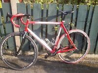 Italian FONDRIEST MEGA Race Bike Carbon Forks. road. racer