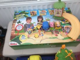 Disney jungle box.
