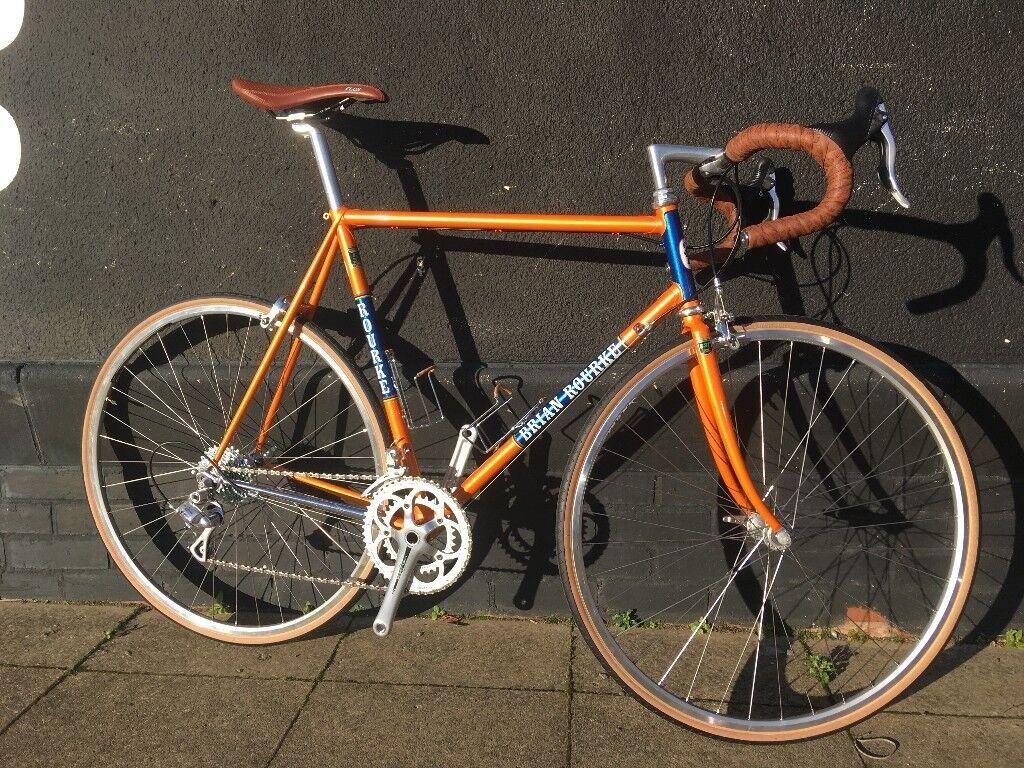 """Genuine """"Brian Rourke"""" Classic Road Bike"""