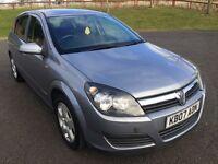 Vauxhall Astra 1.4 Energy 2007. Full service history.