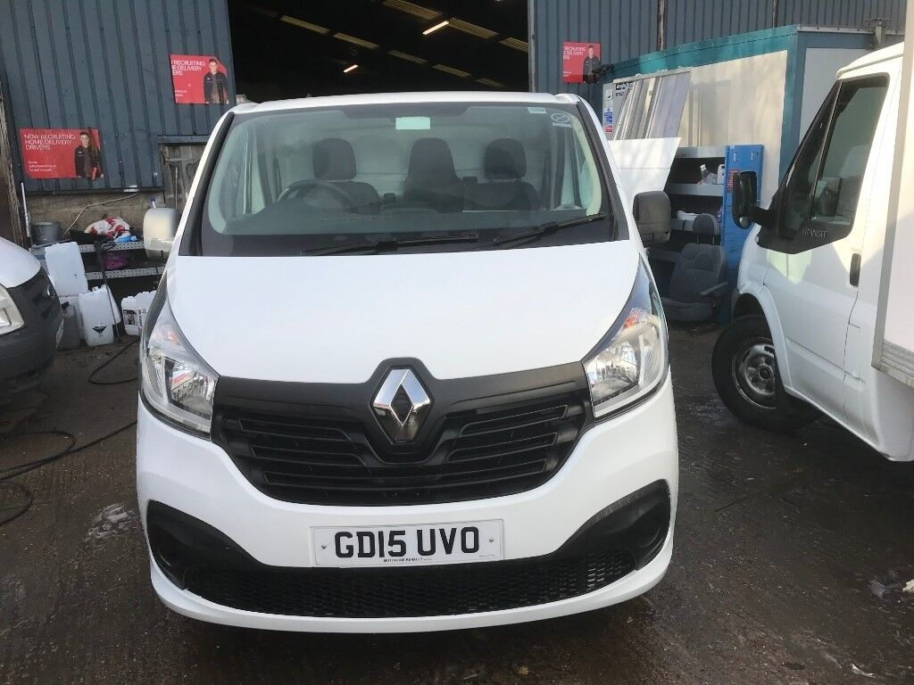 Renault Trafic For Business 2015 37k Miles Newly Serviced