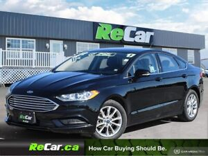 2017 Ford Fusion SE REDUCED   HEATED SEATS   BACK UP CAM