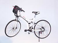 Brand New Electric Folding Bike Go Go Sports Foldable