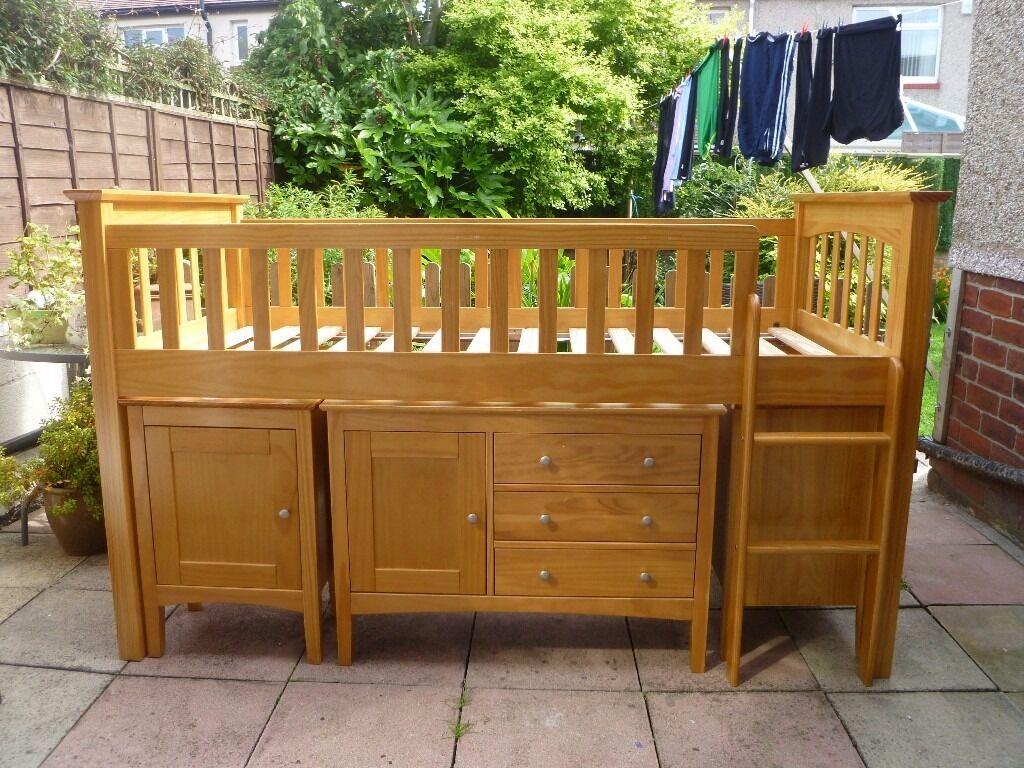 Marks Spencer Bedroom Furniture Marks And Spencer Childrens Cabin Bed Includes Pull Out Desk