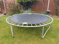 8ft trampoline frame