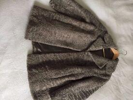 Gorgeous Real Sheep Skin Coat