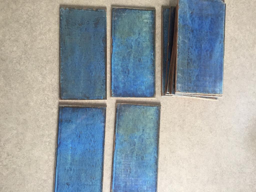 Catania Blue Wall Tiles | in Southville, Bristol | Gumtree
