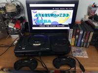 Sega mega cd & Megadrive Console & games
