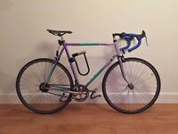 56cm Vintage Dawes Road Bike - Free Extras Included