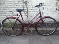 Vintage president 3 speed bike