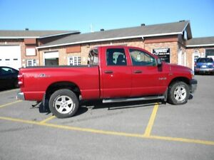 2008 Dodge Ram 1500 ST/TRX4 OFF ROAD