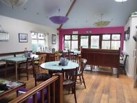 Available now - Raskelf, York. Fabulous space to rent - previously a cafe, currently A3 permission