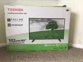Toyota HD Smart tv 40""
