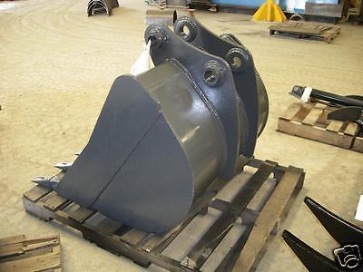Bucket 36 Fits Excavator Or Loader Backhoe 14000-16000 Lbs New