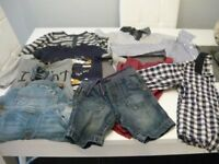 BOYS CLOTHES BUNDLE 9 ITEMS 3/4 YEARS