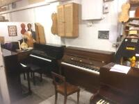 A SELECTION OF QUALITY BRAND NEW PIANOS