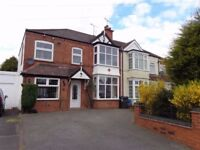 5 Bedroom Spacious House To Let in Quiet Area of Yardley