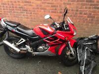Honda cbr 125 £500