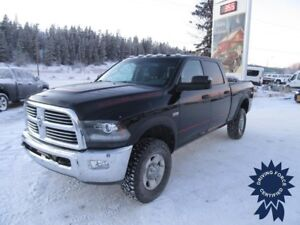2013 Ram 2500 Power Wagon Crew Cab 4X4 w/6.4' Box, 5.7L Hemi V8