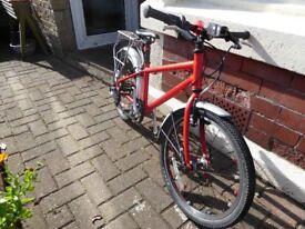 IslaBike Beinn Childs bike