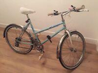 Green Ladies Road Bike