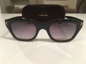 Tom Ford Sunglasses - Bought new, worn twice