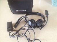 Sennheiser HMEC 25 aviation headset