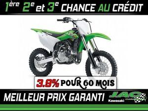 2018 Kawasaki KX85 Défiez nos prix