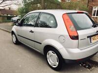 Ford Fiesta 2004 1.2 low millage in good condition