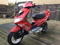 Speedfight 50cc moped may swap