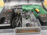 Bosch power cordless drill