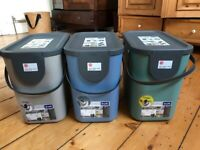 Rotho Albula Recycling Storage stackable