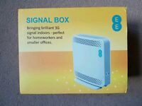 EE signal booster box (unopened)