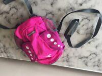 Brand new trespass butterfly bag
