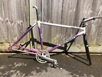 Dave Yates Diabolo Bike Frame