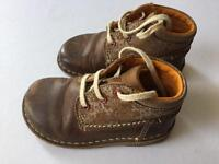 Clarks First shoes size 5.5F