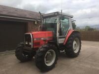 Massey Ferguson MF 3065 4x4 Tractor ( ford new holland case John Deere )
