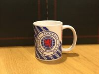 Glassgow Rangers Football Club Mug
