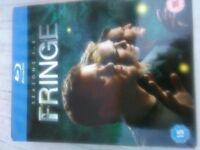 Fringe blueray boxset