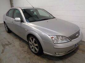 FORD MONDEO TITANIUM , 2007 REG , LOW MILEAGE + FULL HISTORY, YEARS MOT, FINANCE AVAILABLE, WARRANTY