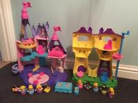 Disney Princess Little People