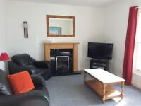 Saintfield 2 bed furnished apartment to rent, newly decorated & carpeted
