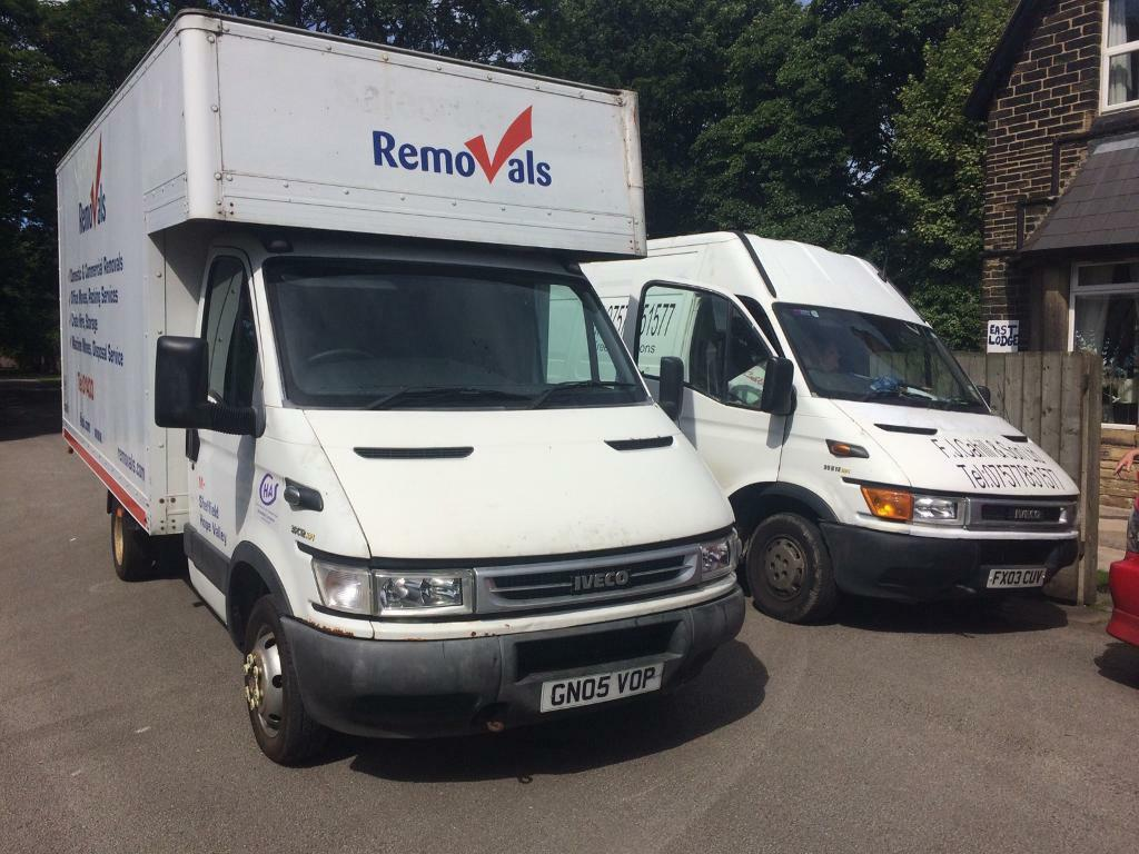 iveco daily 2005 luton van in hull east yorkshire gumtree. Black Bedroom Furniture Sets. Home Design Ideas