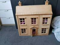 Child's dolls house