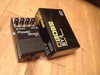 Boss Power Stack ST2 - Hi-gain distortion pedal