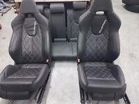 Seat leon cupra r seats
